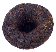 "Load image into Gallery viewer, 2003 XiaGuan ""Xiao Fa"" (Sell to France) Tuo 100g Puerh Sheng Cha Raw Tea - King Tea Mall"