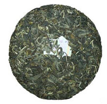 "Load image into Gallery viewer, 2014 ChenShengHao ""Yi Wu"" (Yiwu) Cake 357g Puerh Raw Tea Sheng Cha - King Tea Mall"
