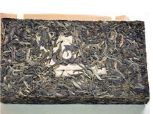 "Load image into Gallery viewer, 2013 MengKu RongShi ""100%"" Brick 500g Puerh Raw Tea Sheng Cha - King Tea Mall"