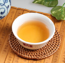 "Load image into Gallery viewer, 2015 DaYi ""Chuan Qi""  (Legend of TAE) Cake 357g Puerh Sheng Cha Raw Tea - King Tea Mall"