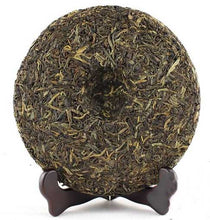 "Load image into Gallery viewer, 2011 MengKu RongShi ""Cha Hun"" (Tea Spirit) Cake 500g Puerh Raw Tea Sheng Cha - King Tea Mall"