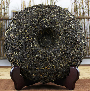 "2015 DaYi ""7742"" Cake 357g Puerh Sheng Cha Raw Tea - King Tea Mall"