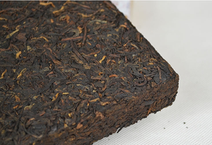 "2016 DaYi ""Liu Liu Da Shun"" (Smooth) Brick 660g Puerh Shou Cha Ripe Tea - King Tea Mall"