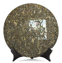 "Load image into Gallery viewer, 2011 DaYi ""7542"" Cake 357g Puerh Sheng Cha Raw Tea (Batch 105/106) - King Tea Mall"