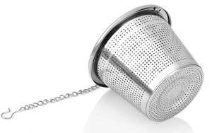 Stainless Steel Cage Tea Infuser / Strainer / Filter - King Tea Mall