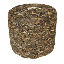 "Load image into Gallery viewer, 2014 MengKu RongShi ""Tou Cai - Ji Shao Shu"" (1st Picking - Rare Tree) Cylinder 600g Puerh Raw Tea Sheng Cha - King Tea Mall"