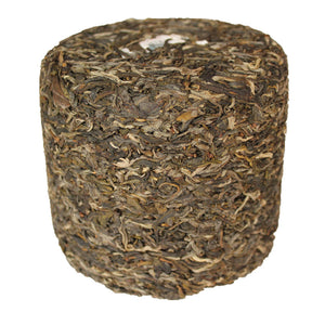 "2014 MengKu RongShi ""Tou Cai - Ji Shao Shu"" (1st Picking - Rare Tree) Cylinder 600g Puerh Raw Tea Sheng Cha - King Tea Mall"