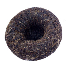 "Load image into Gallery viewer, 2004 XiaGuan ""Cang Er"" Tuo 250g Puerh Sheng Cha Raw Tea - King Tea Mall"
