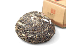 "Load image into Gallery viewer, 2011 XiaGuan ""Bai Jin Sui Yue"" (Platium Times) Tuo 100g Puerh Sheng Cha Raw Tea - King Tea Mall"