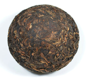 "2009 XiaGuan ""Jin Hua"" (Golden Flower) Tuo 100g Puerh Sheng Cha Raw Tea - King Tea Mall"