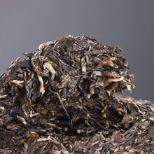 "Load image into Gallery viewer, 2018 MengKu RongShi ""Tou Cai - Ji Shao Shu"" (1st Picking - Rare Tree) Cylinder 600g Puerh Raw Tea Sheng Cha"