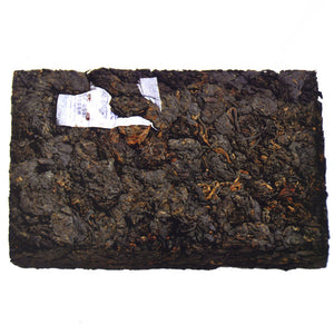 "2011 DaYi ""Lao Cha Tou"" (Old Tea Head) Brick 250g Puerh Shou Cha Ripe Tea - King Tea Mall"
