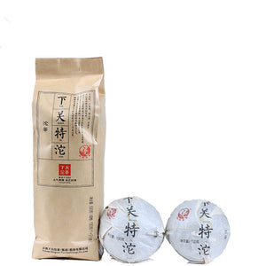 "2018 XiaGuan ""Te Tuo"" (Special Tuo)100g*5=500g Puerh Raw Tea Sheng Cha - King Tea Mall"