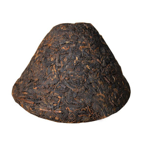 "2012 XiaGuan ""Bao Yan Jin Cha"" (Fire Tight Tuo ) 250g Puerh Shou Cha Ripe Tea - King Tea Mall"