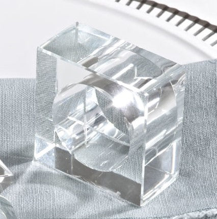 Crystal Napkin Ring