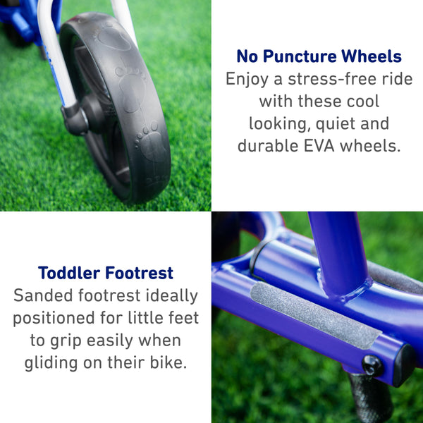 SmarTrike Folding Balance Bike Product Details 1