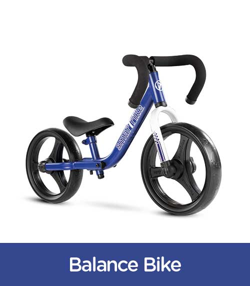 SmarTrike Balance Bike Assembly Manuals Index Image