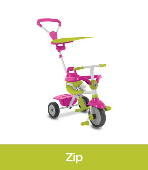 SmarTrike Zip Assembly Manuals Index Image