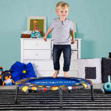 Folding Activity Centre 3-in-1 Trampoline