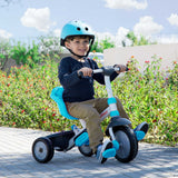smartrike charm plus blue classic tricycle