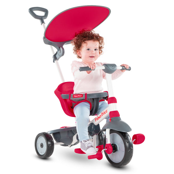 smartrike fisher pricer charm plus red
