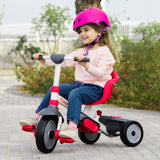buy smartrike charm plus red classic tricycle with toddler girl riding
