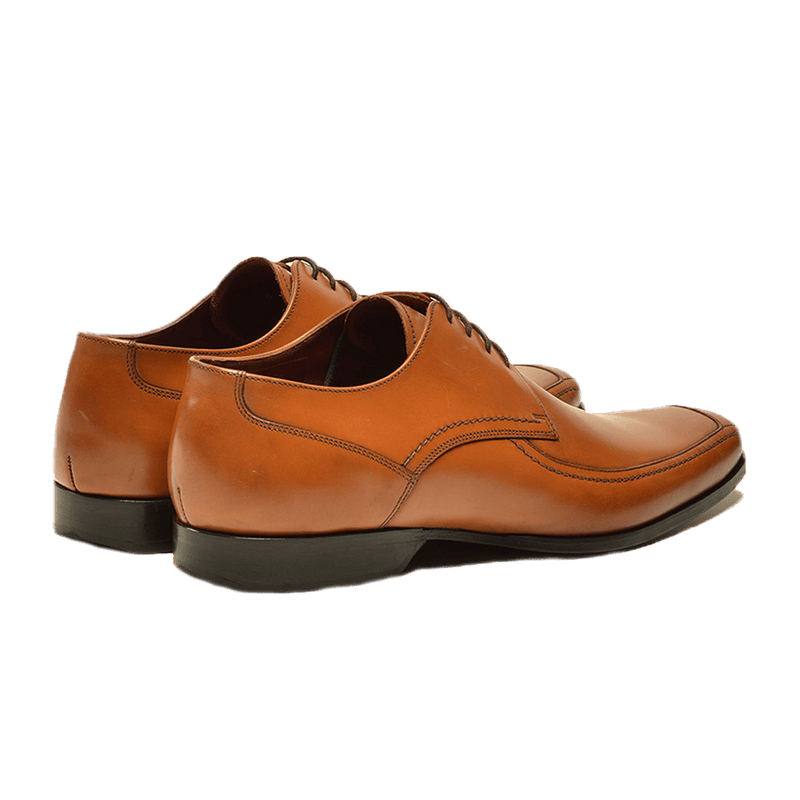 Tan Burnished Calf Shoes
