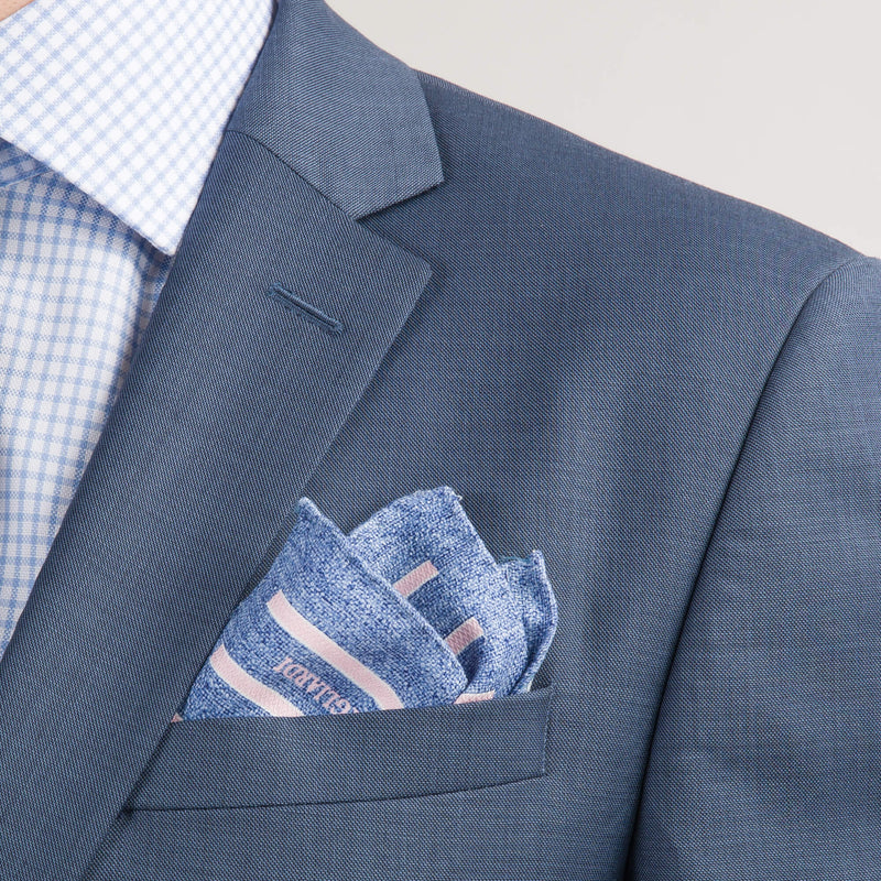 Cloth Ermenegildo Zegna Air Force Blue Suit
