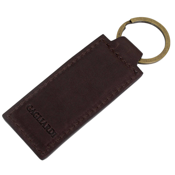 Mid Brown Key Chain