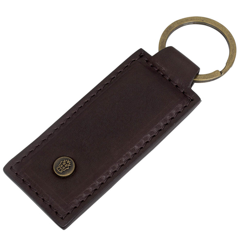 Mid Brown Key Chain - Gagliardi
