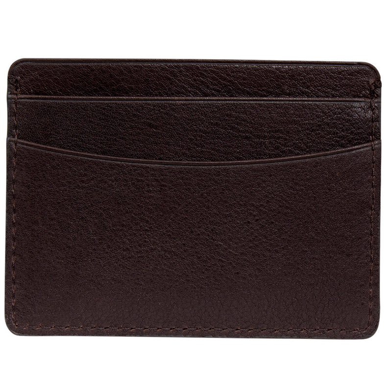 Brown Card Holder - Gagliardi