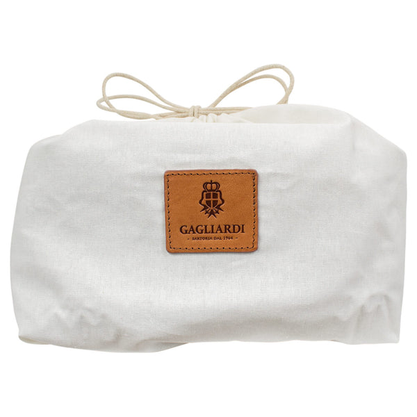Tan Washbag - Gagliardi