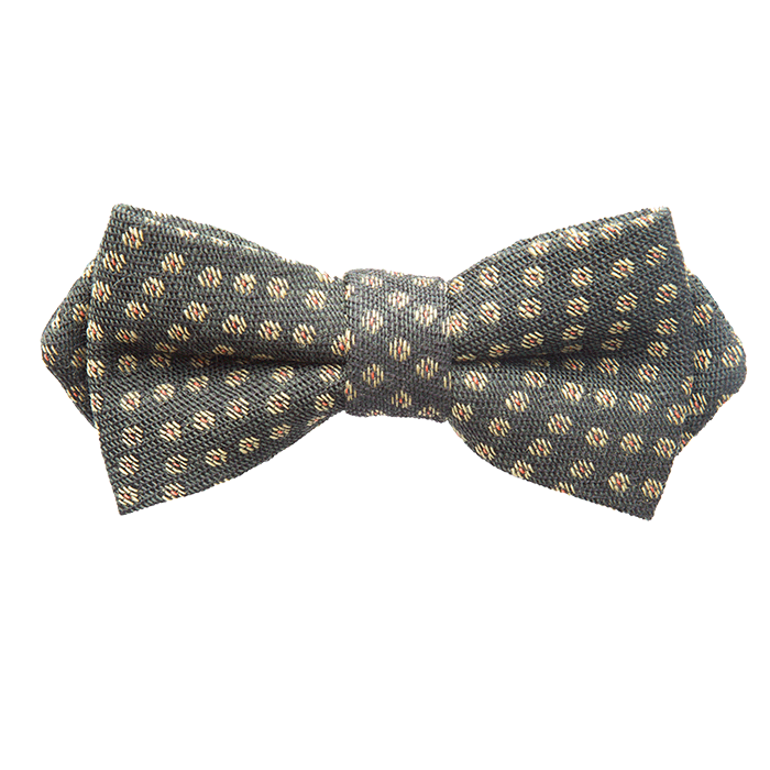 Forest Green & Olive Green Bow Tie
