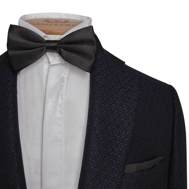 Royal Diamond Dash Weave Dinner Jacket - Gagliardi
