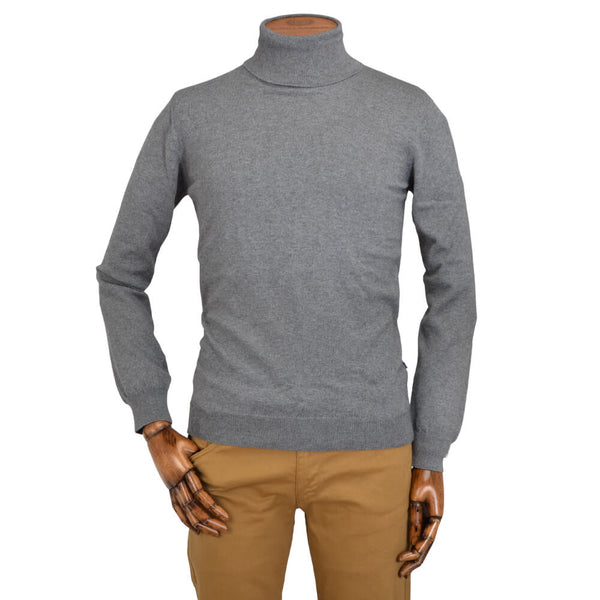 Grey Roll Neck - Gagliardi