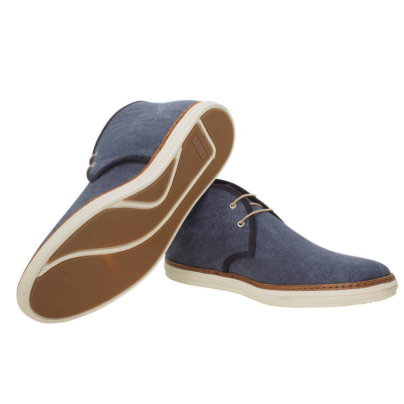 Marino casual denim shoes - Gagliardi