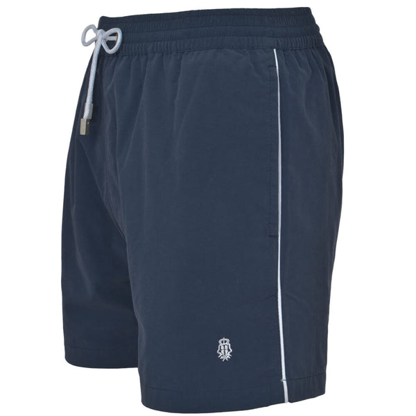 Navy Swim Shorts - Gagliardi