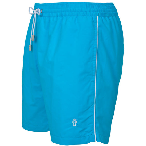 Blue Swim Shorts - Gagliardi