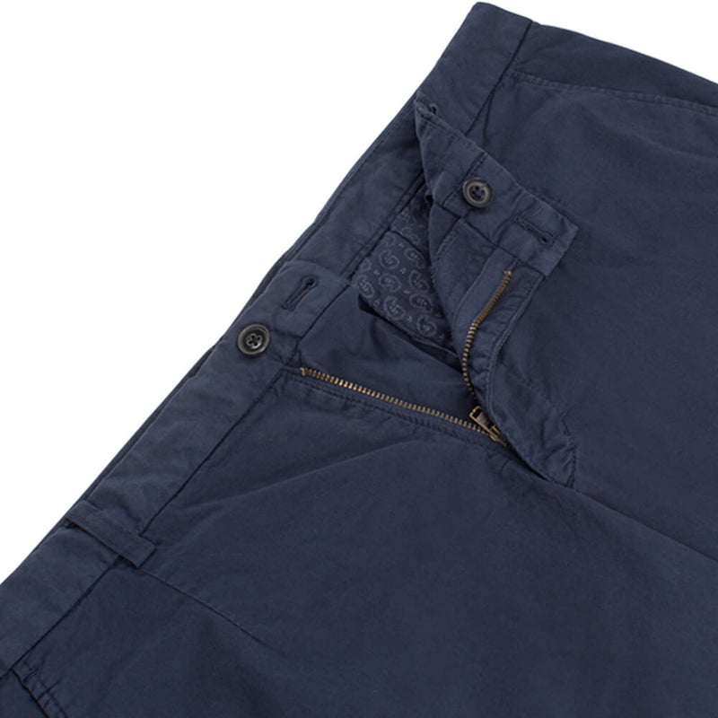 Navy Extra Slim Trousers - Gagliardi