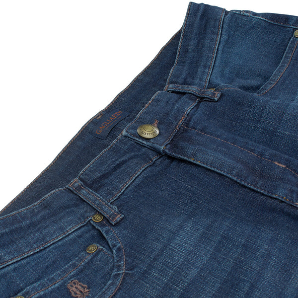 Blue Washed Jeans - Gagliardi