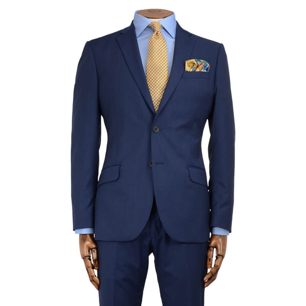 Blue Tropical Lanificio Ing. Loro Piana Suit - Gagliardi