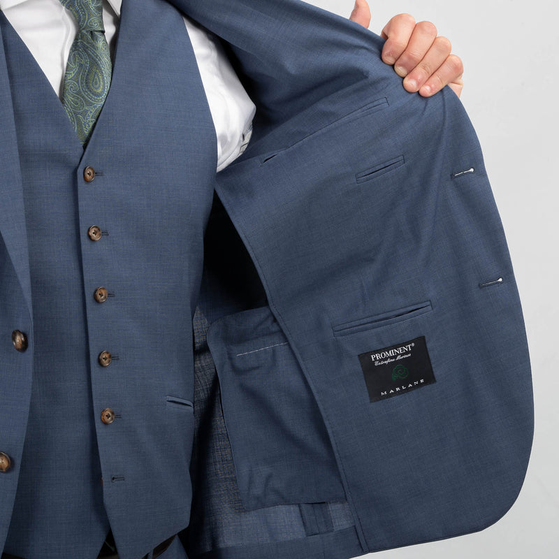 Air Force Blue Mix and Match Jacket