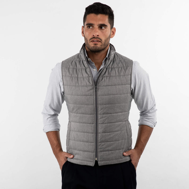 Grey Technical Gilet