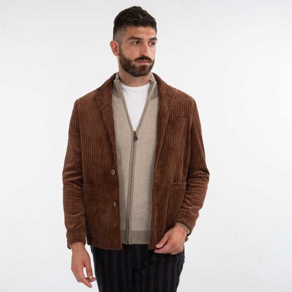 Brown Corduroy Jacket