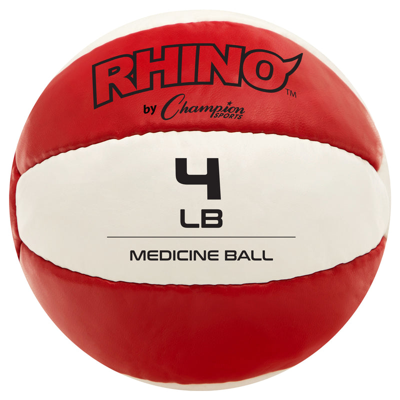 Synthetic Leather Medicine Balls