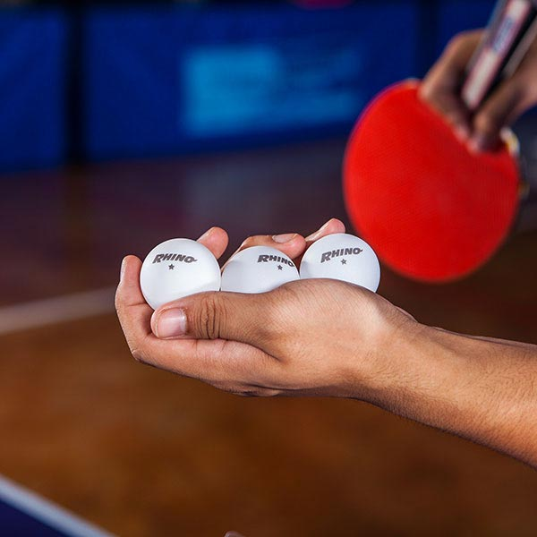 1-Star Table Tennis Balls