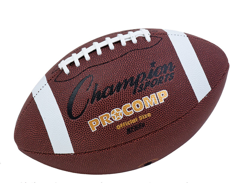 Pro Composite Football - Size 9  (Official)