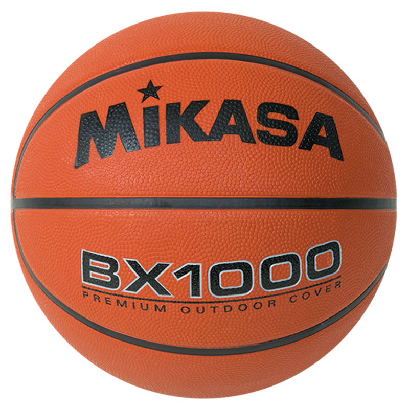 Mikasa BX Series Rubber Basketball - Official
