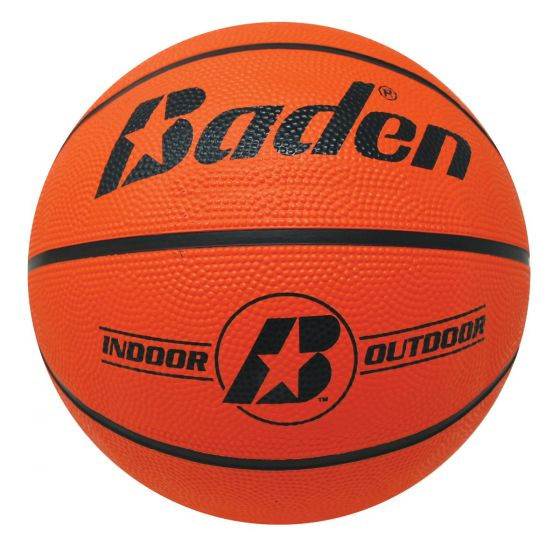 Baden BR Series Rubber Basketball - Intermediate