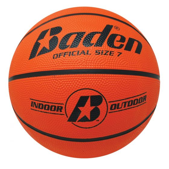 Baden BR Series Rubber Basketball - Junior